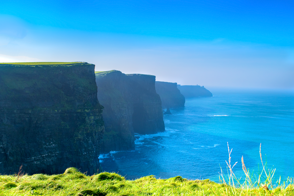 Visiting The Cliffs of Moher in Ireland