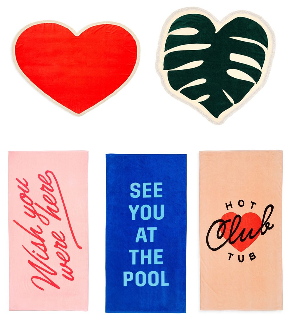 Best Beach Towels For Your Next Vacay