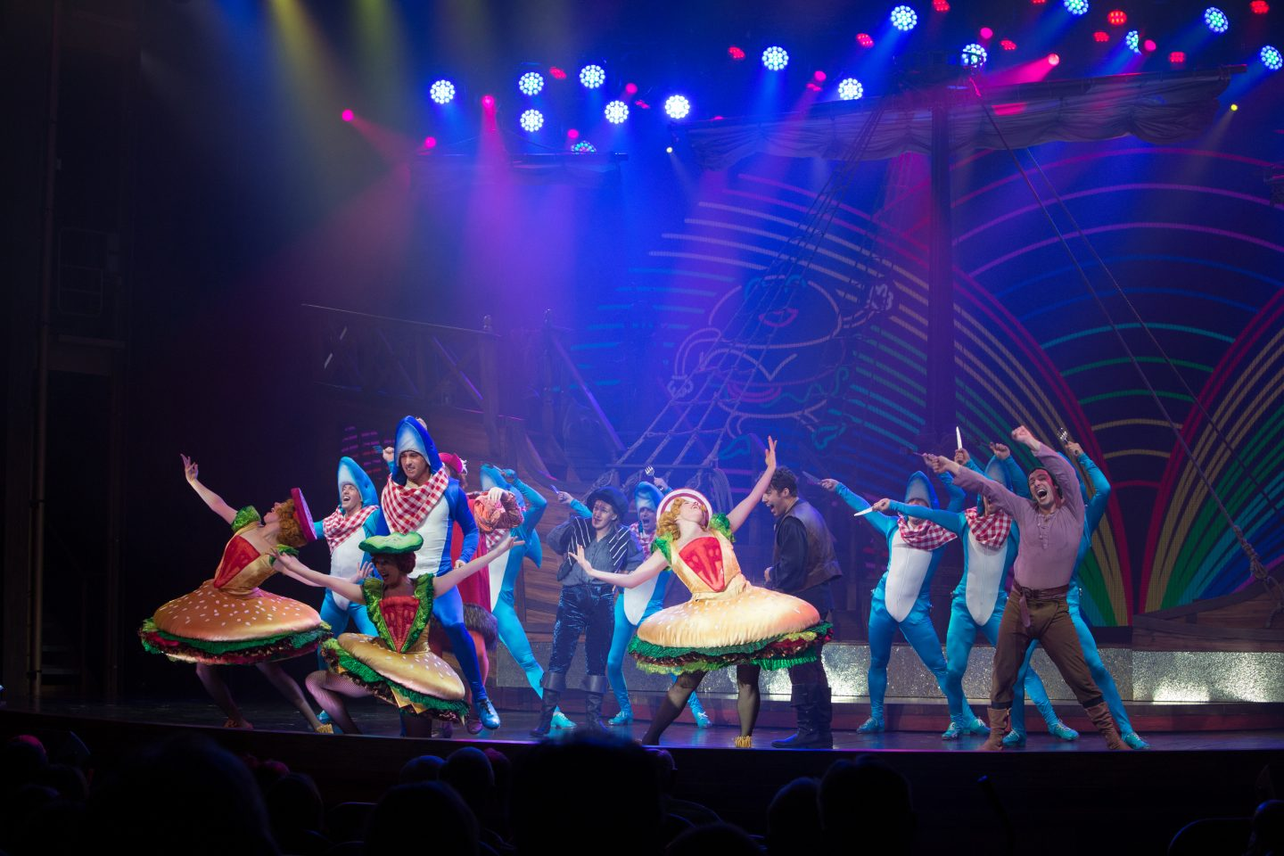 Columbus The Musical On Royal Caribbean